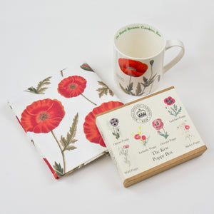 Kew Poppy Gift Set