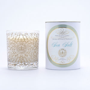 Kew Scented Candle, Sea Salt