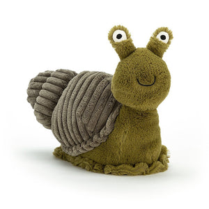 Snail soft toy