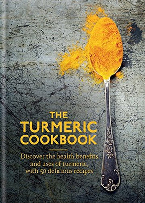 The Turmeric Cookbook Cover