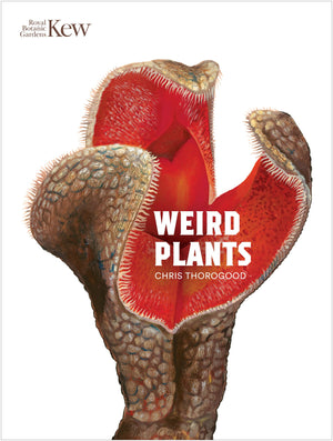 Weird Plants Book Cover