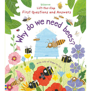 Why Do We Need Bees? children's book