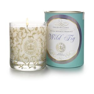 Kew Scented Candle, Wild Fig