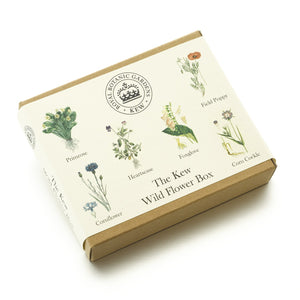 The Kew Wild Flower Seed Box Set