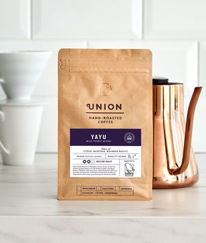 Union Yayu Wild Forest Ground Coffee
