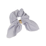 Summer Blue Hair Scrunchie ENA&CO