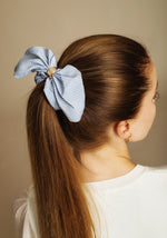 Summer Blue Hair Scrunchie loungewear ena and co accessories