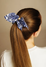 Summer Boho Hair Scrunchie