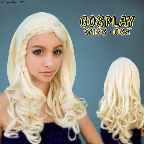 Cosplay Wigs USA™ Braided Collection