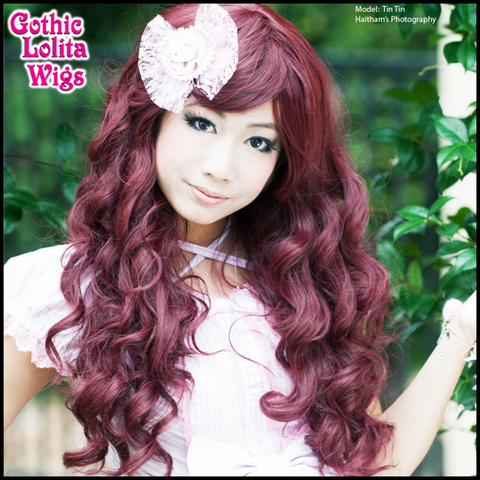 Gothic Lolita Wigs® Classic Wavy Lolita™ Collection