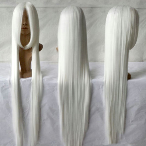 Cosplay Wigs USA™ Super Long Straight 120cm/47""
