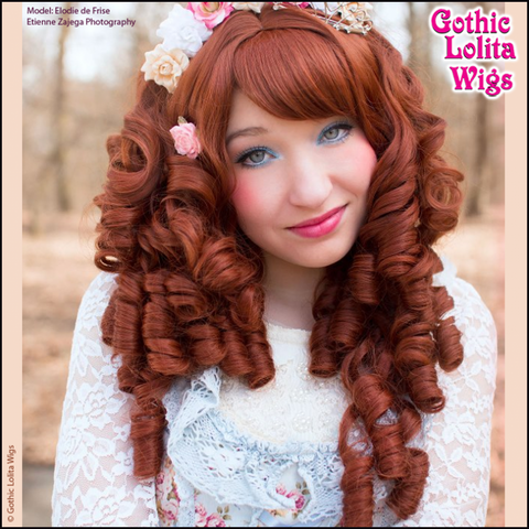 Gothic Lolita Wigs® Ringlet Redux™ Collection