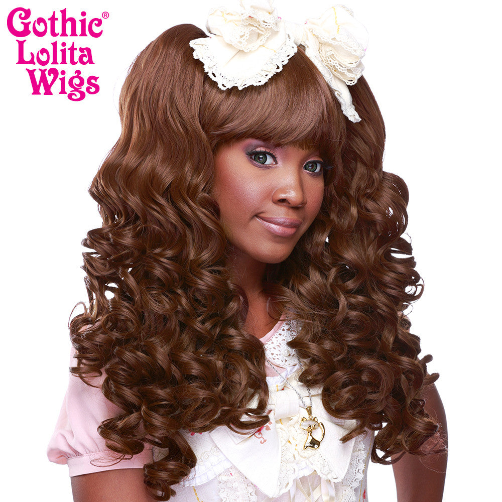 Gothic Lolita Wigs 174 Baby Dollight Collection Chocolate