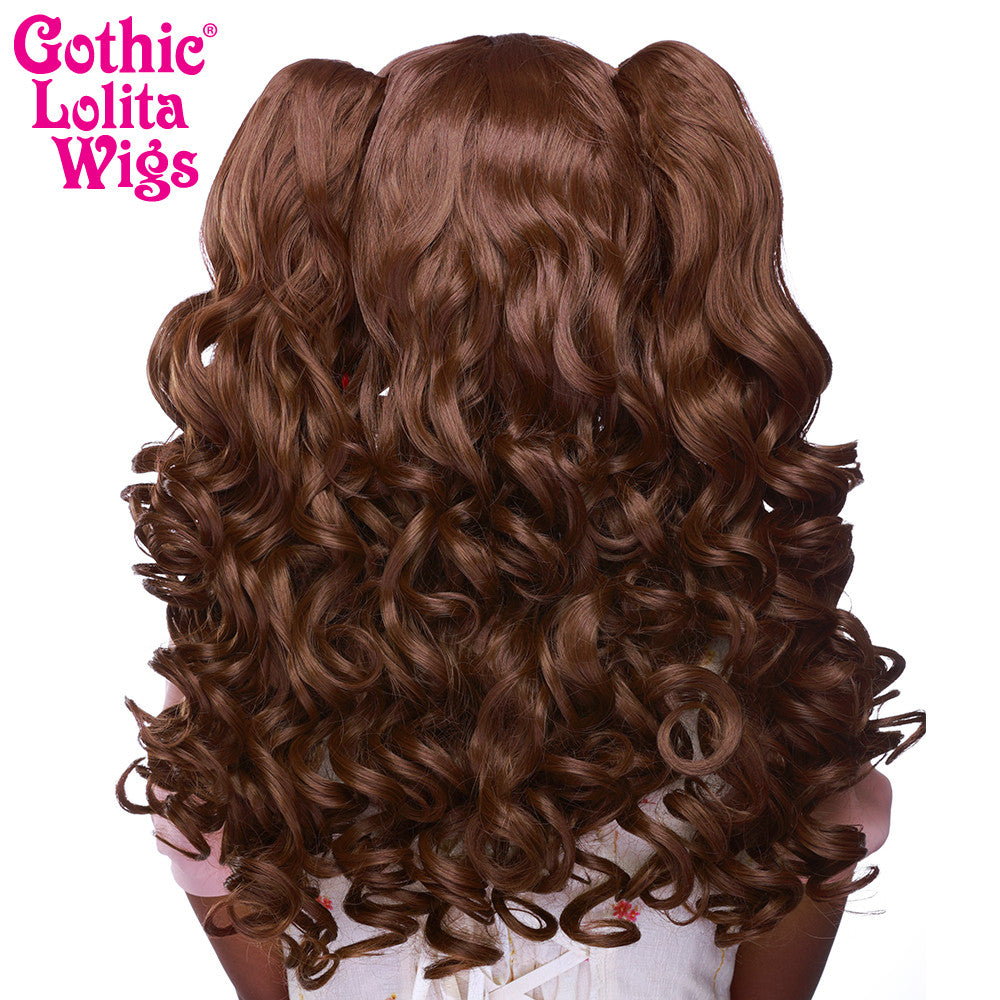 Gothic Lolita Wigs® <br> Baby Dollight™ Collection -Chocolate Brown Mix -00006
