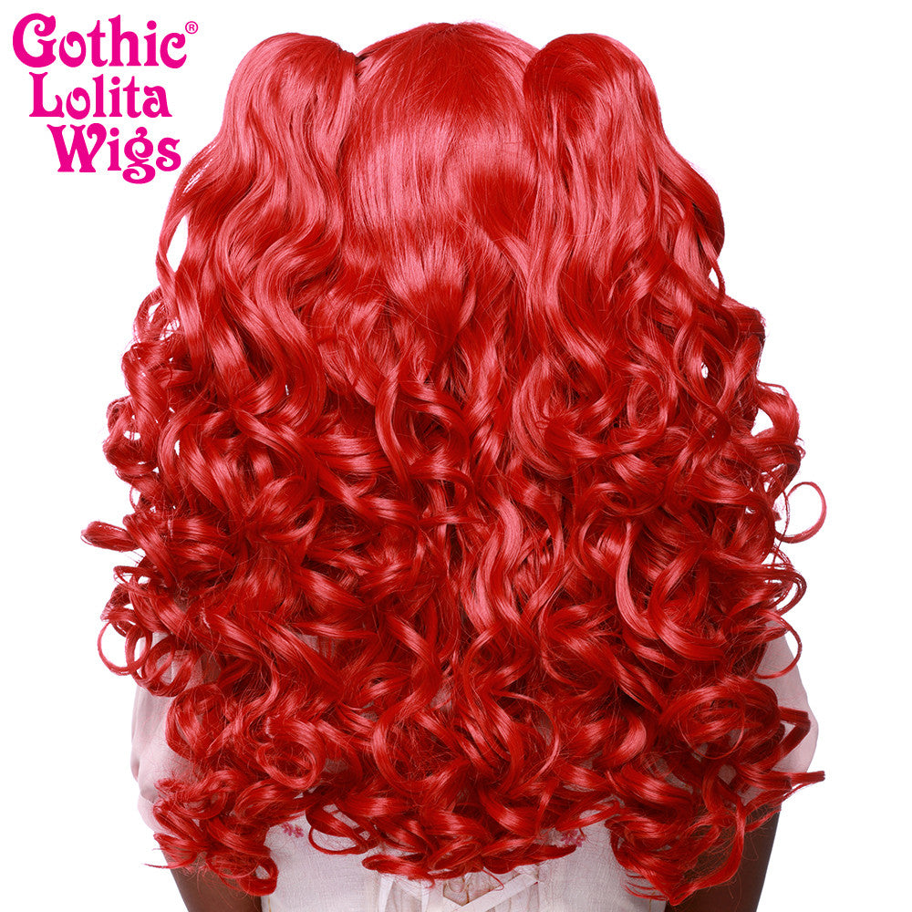 Gothic Lolita Wigs® <br> Baby Dollight™ Collection - Red Mix -00014