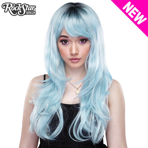 RockStar Wigs® <br> Uptown Girl™ Collection - Baby Blue -00136