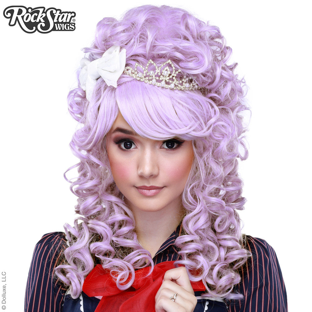 RockStar Wigs® <br> Marie Antoinette Collection - Creamy Lavender -00194