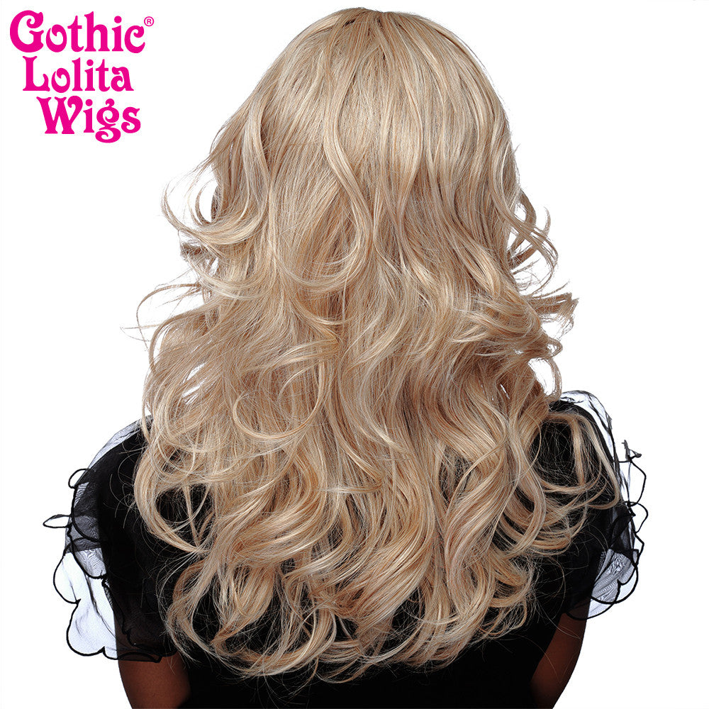 Gothic Lolita Wigs® <br>Girly Girl Collection - Light Medium Blonde Mix -00414