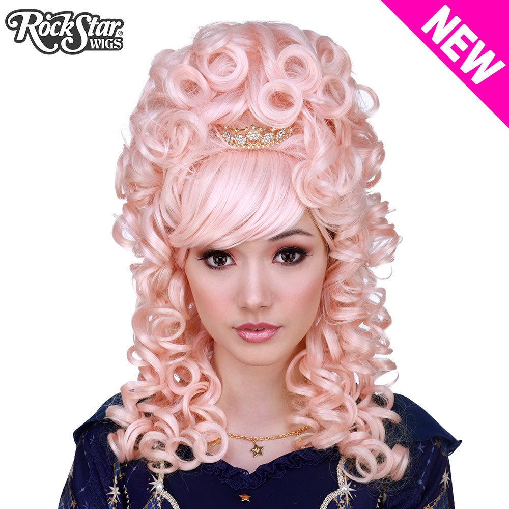 RockStar Wigs® <br> Marie Antoinette Collection - Pink Blonde - 00476