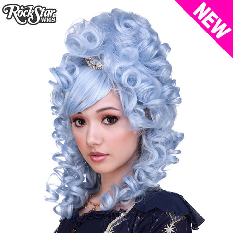 RockStar Wigs® <br> Marie Antoinette Collection - Powder Blue - 00477
