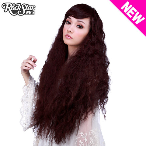 RockStar Wigs® <br> Prima Donna™ Collection - Black Mahogany Burgundy Mix - 00558
