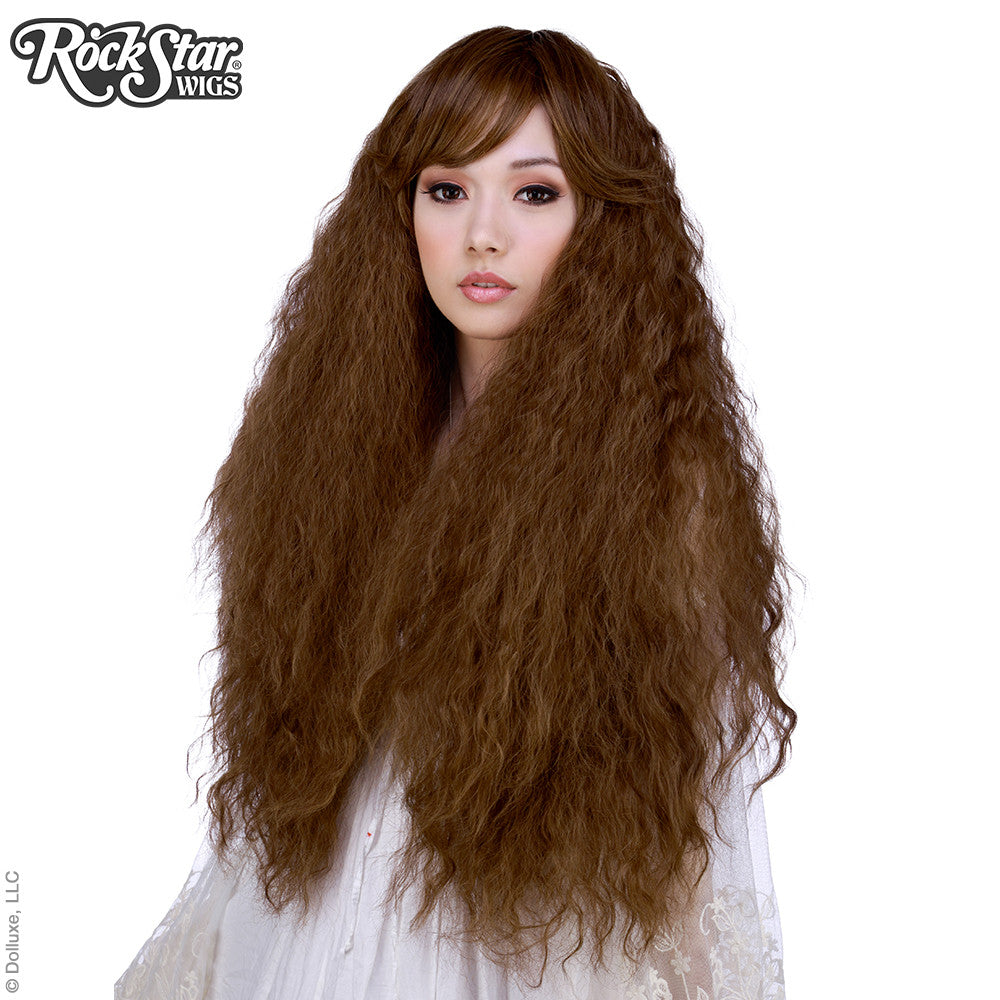 RockStar Wigs® <br> Prima Donna™ Collection - Chestnut Brown Mix - 00561