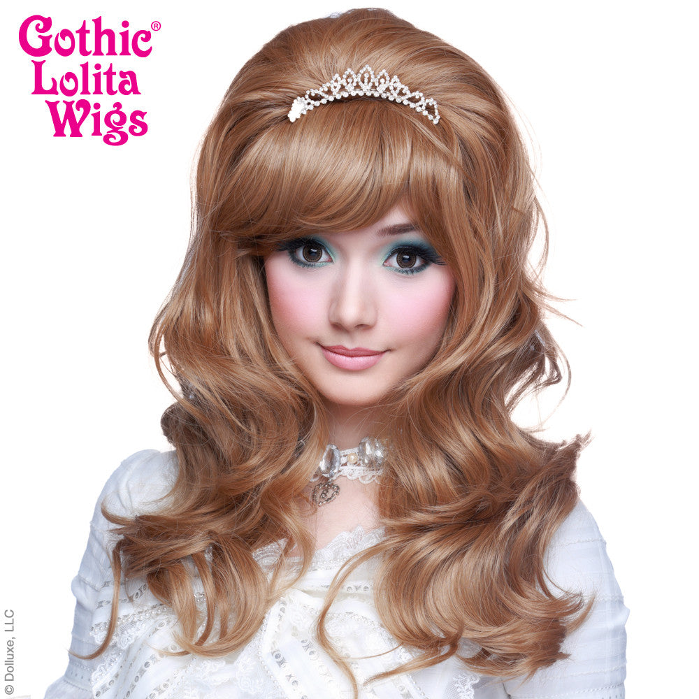 Gothic Lolita Wigs® <br> Princess™ Collection - Milk Tea -00371