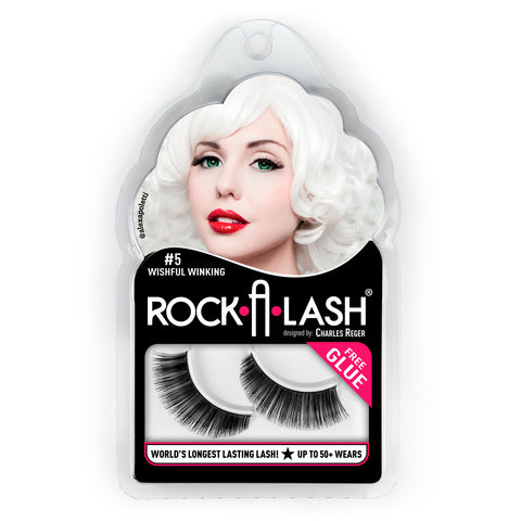 Rock-A-Lash® <br> #5 - Wishful Winking™ - 1 Pair