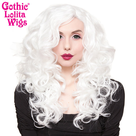 "Lace Front 22"" Cosplay - White -00252"