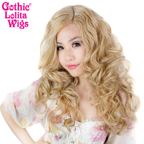 "Lace Front 22"" Cosplay - Blonde Mix- 00251"