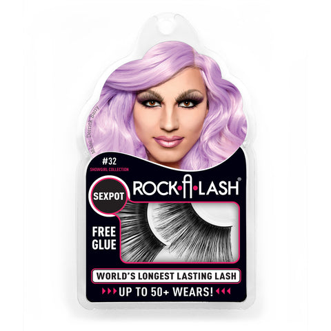 Rock-A-Lash ® <br> #32 - SEXPOT™ - 1 Pair