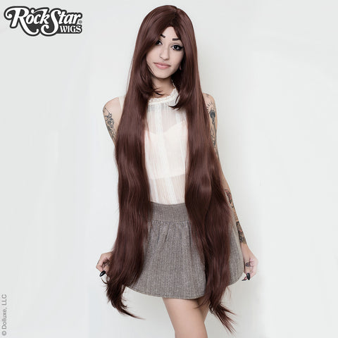 "Cosplay Wigs USA™ <br> Straight 120cm/47"" - Brown Mix -00235"