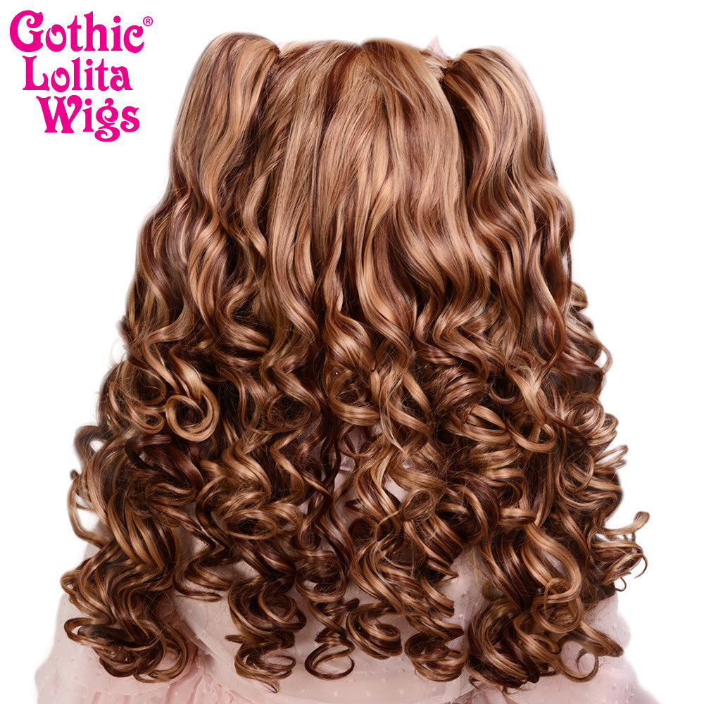 Gothic Lolita Wigs® <br> Baby Dollight™ Collection - Choco-Latte -00005