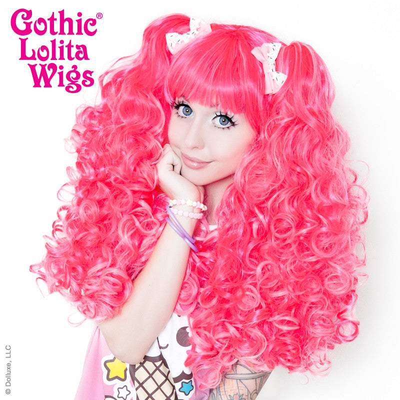 Gothic Lolita Wigs® <br> Baby Dollight™ Collection -Atomic Love Affair -00001