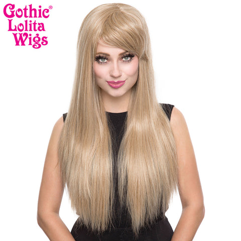 Gothic Lolita Wigs® <br> Bella™ Collection - Light Medium Blonde -00421