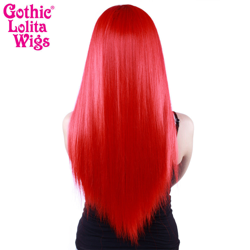 Gothic Lolita Wigs® <br> Bella™ Collection - Red - 00604