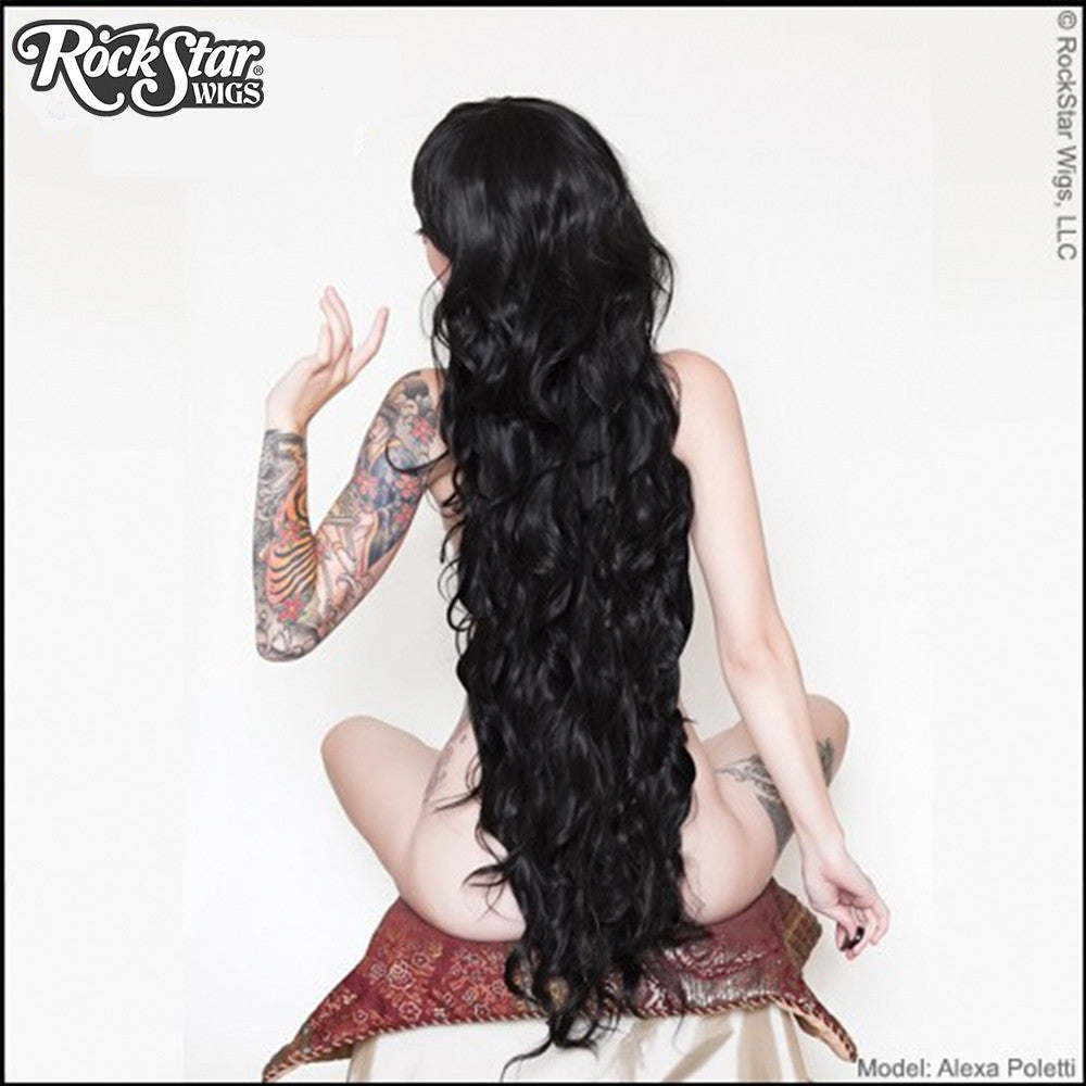 RockStar Wigs® <br> Godiva™ Collection - Black -00179