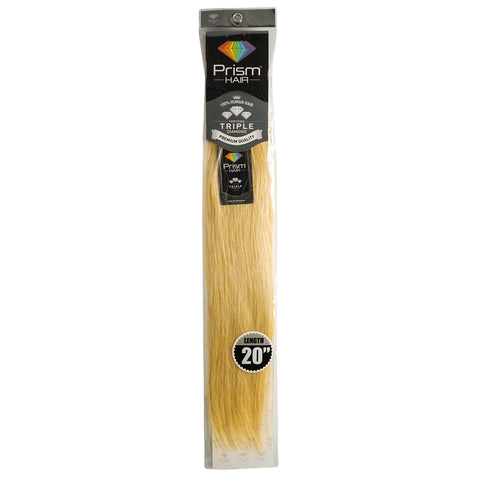 "Prism Hair® Extension 20""- Blonde- 00751"