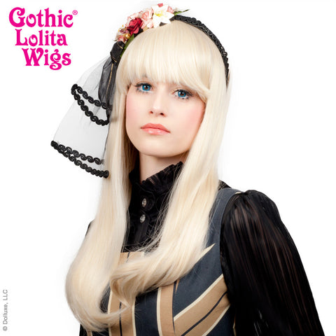 Gothic Lolita Wigs® <br> Straight Classic™ Collection - Blonde  Mix -00031