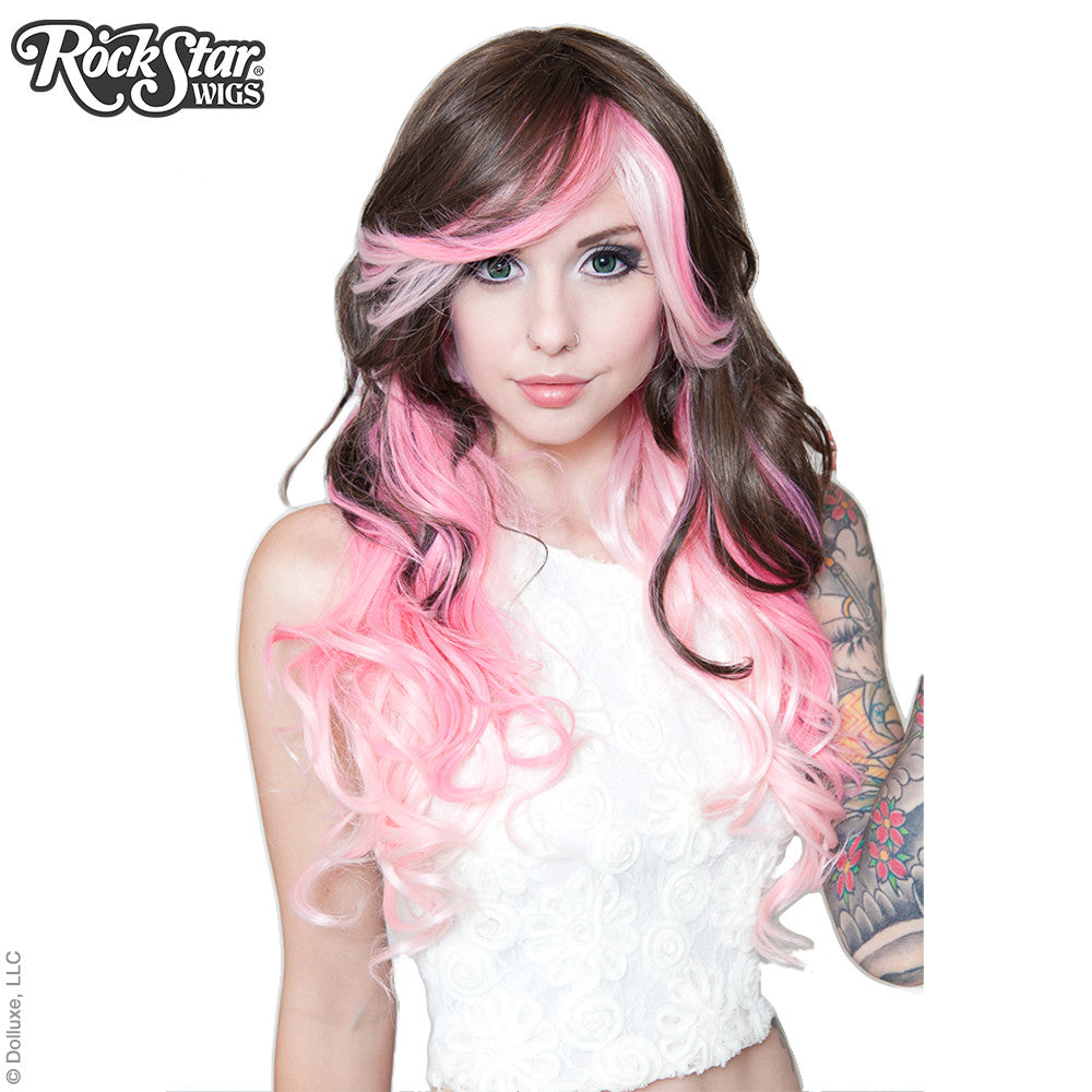 RockStar Wigs® <br> Triflect™ Collection - Choco Strawberry -00387