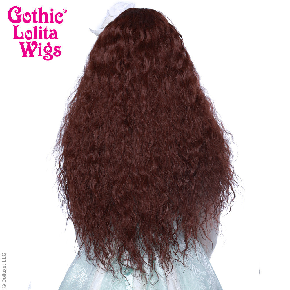 Gothic Lolita Wigs® <br> Rhapsody™ Collection - Chocolate Brown Mix -00508