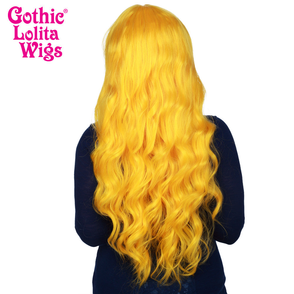 Gothic Lolita Wigs® <br> Classic Wavy Lolita™ Collection - Yellow -00474