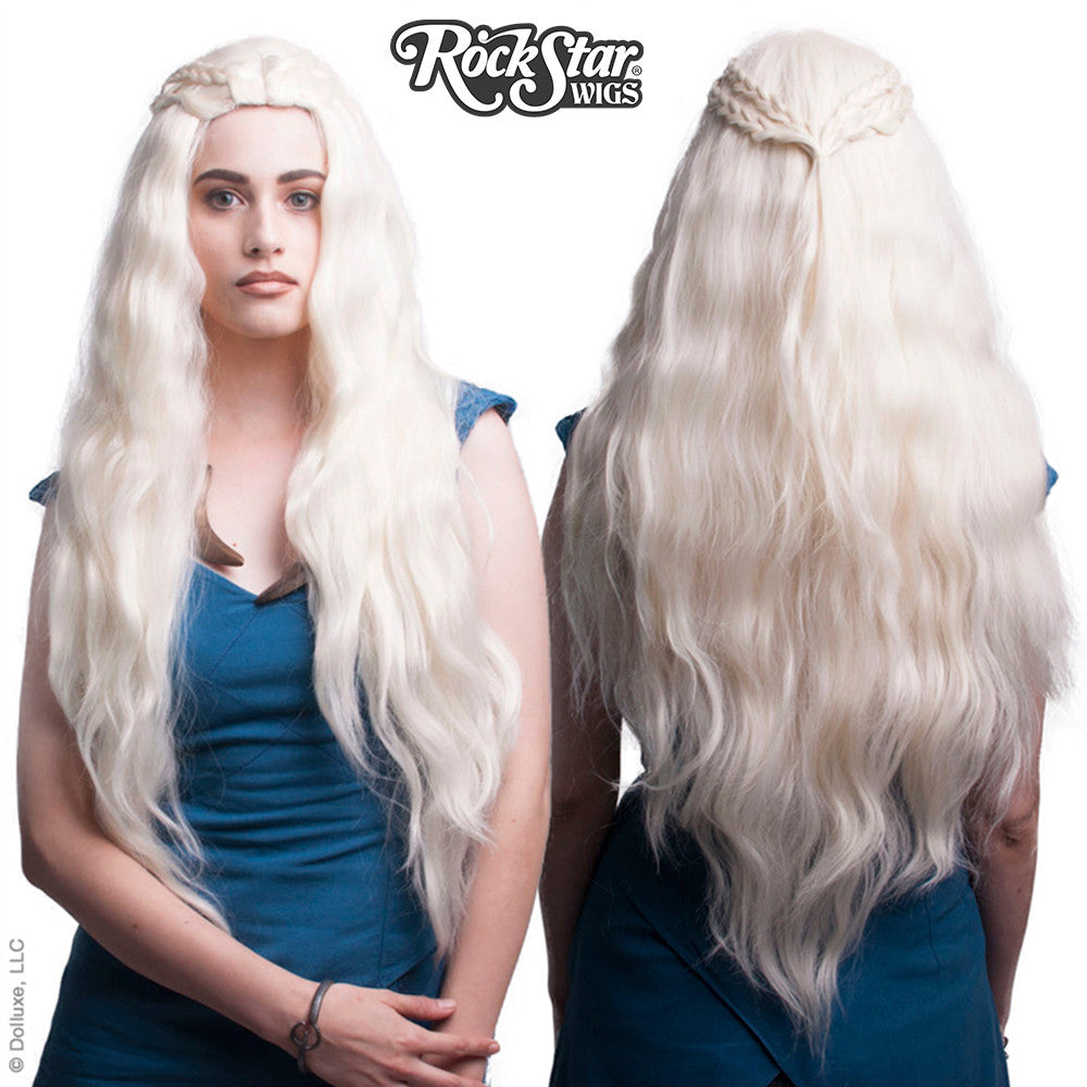 Cosplay Wigs USA™ Inspired By Character <br> Game of Thrones - Daenerys Targaryen/Khaleesi -00240
