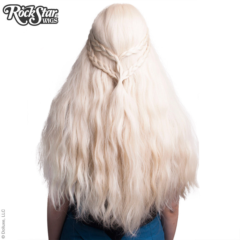 Cosplay Wigs USA™ Inspired By Character <br> Game of Thrones - Daenerys Targaryen/Khaleesi (Lace Front version) -00542