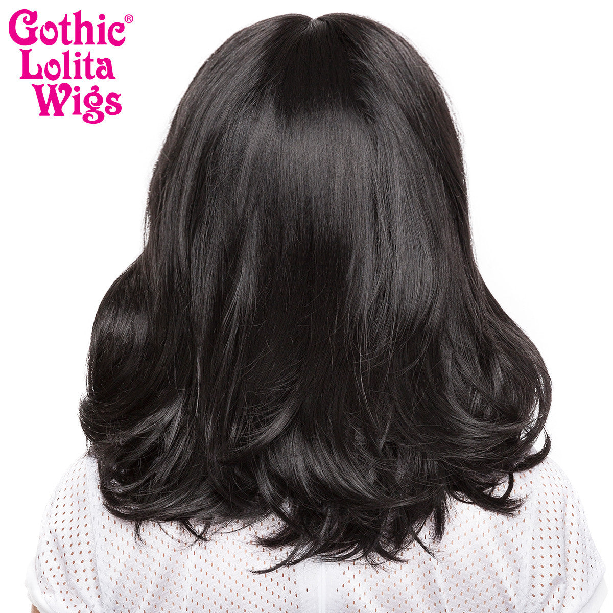 Gothic Lolita Wigs® Daily Doll™ Collection - Black -00434