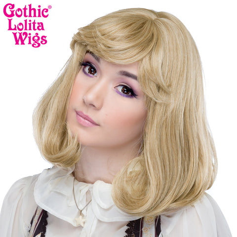 Gothic Lolita Wigs® Daily Doll™ Collection - Light Medium Blonde -00428