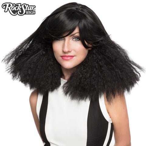 RockStar Wigs® <br> Dynamite™ Collection - Midnight Hair Raid -00165