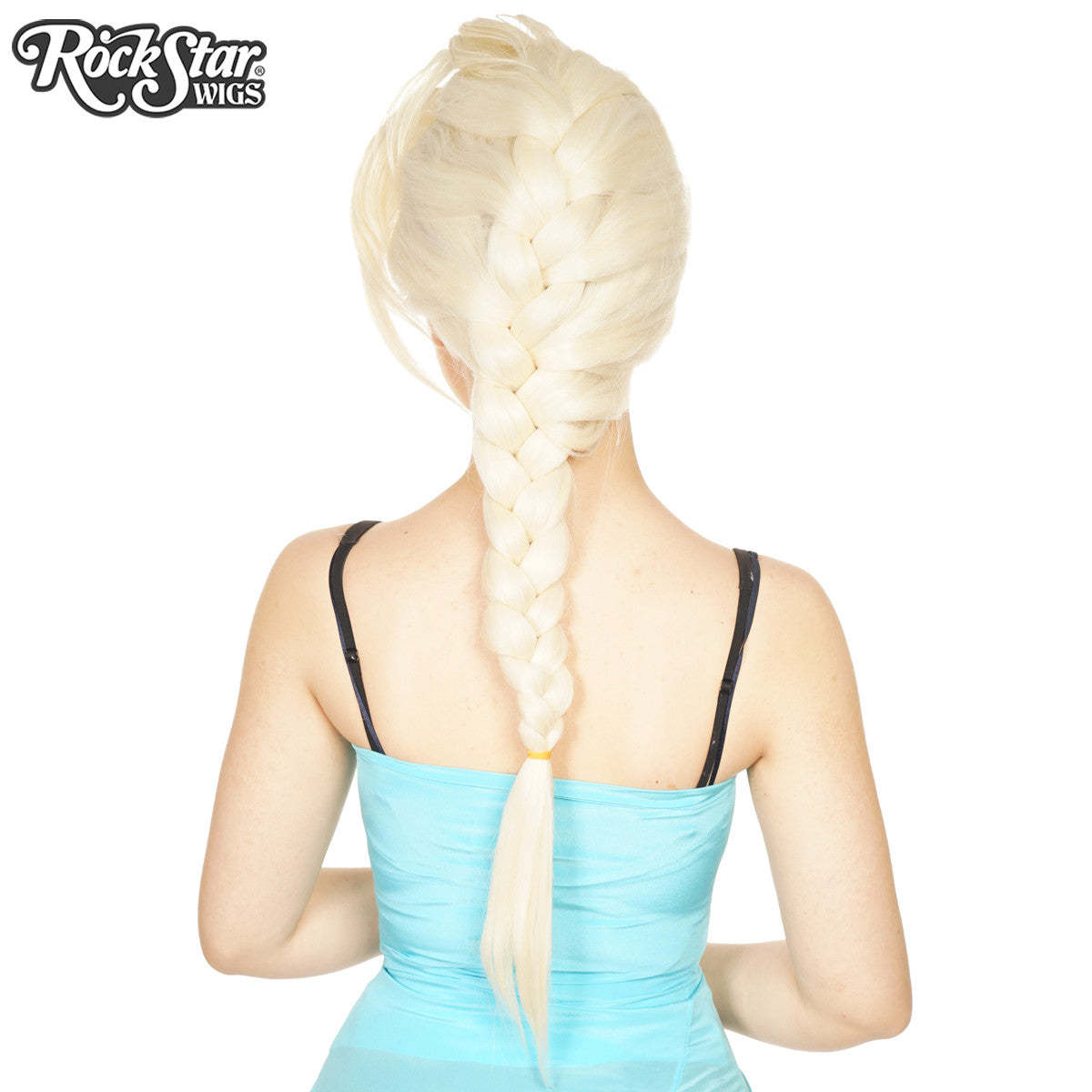 Cosplay Wigs USA® Character<br> New Lace Front INSPIRED - Elsa - 00238