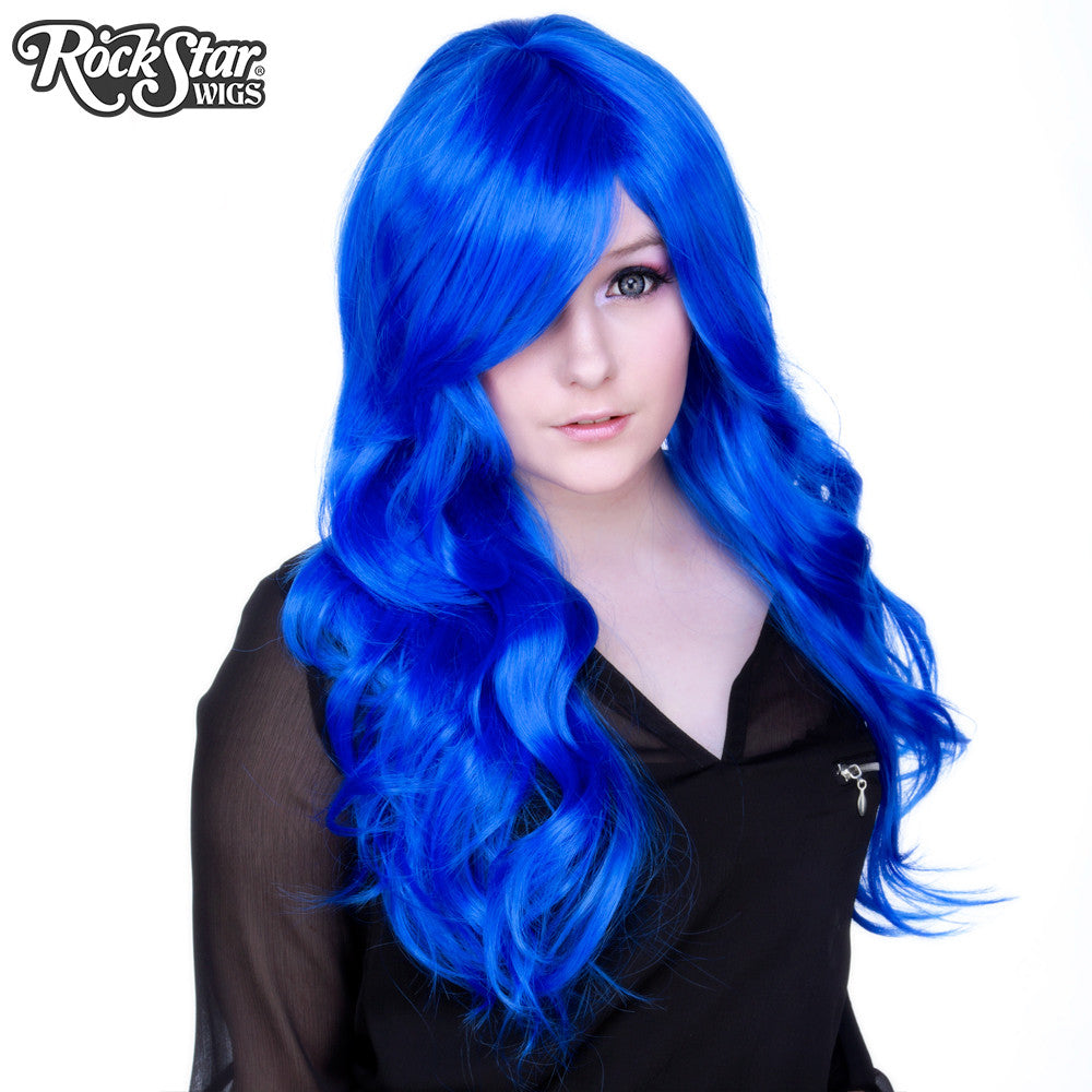 RockStar Wigs® <br> Farrah™ Collection - Royal Blue -00472