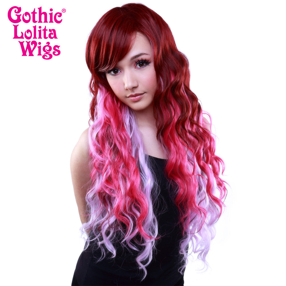 Gothic Lolita Wigs 174 Classic Wavy Lolita Collection